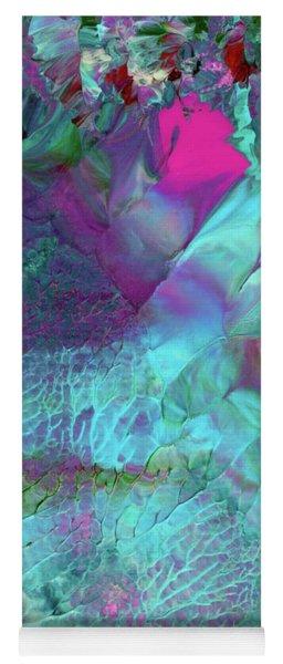 Angel Daphne Flowers #2 Yoga Mat