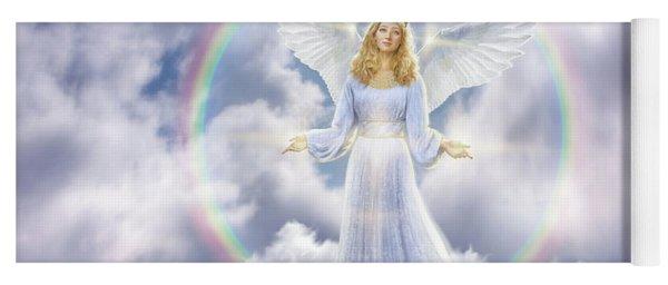 Angel Yoga Mat