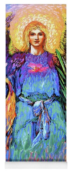 Angel Love Yoga Mat