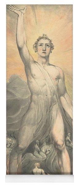 Angel Of The Revelation Yoga Mat