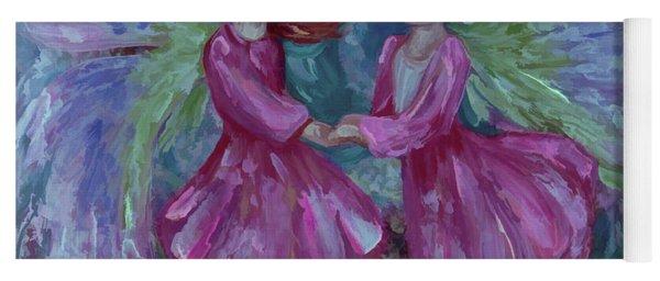 Angelic Dance - 2 Yoga Mat