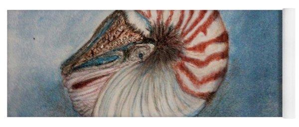 Angel's Seashell  Yoga Mat
