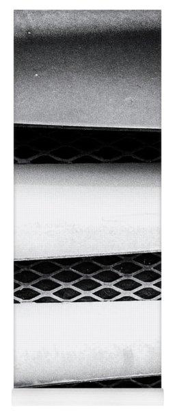 Angle Of Venting Iv Yoga Mat
