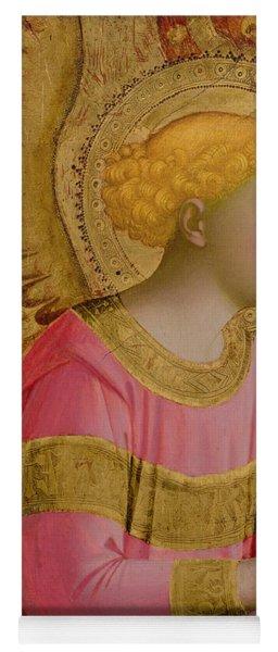 Annunciatory Angel Yoga Mat