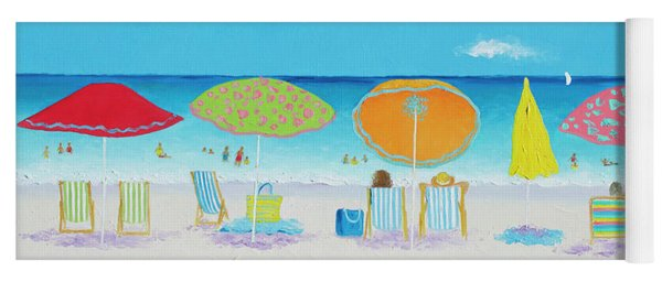 Another Perfect Beach Day Yoga Mat