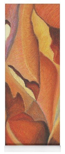 Antelope Canyon 4 - For Gloria Yoga Mat