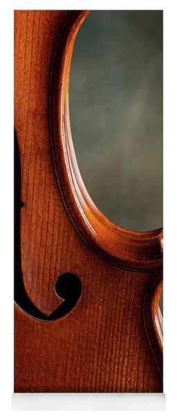 Antique Violin 1732.65 Yoga Mat