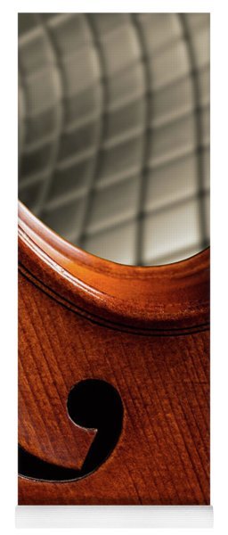 Antique Violin 1732.66 Yoga Mat