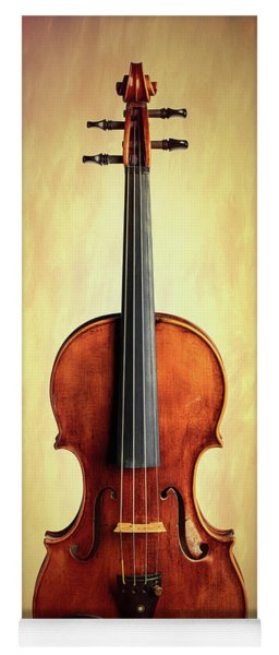 Antique Violin 1732.02 Yoga Mat