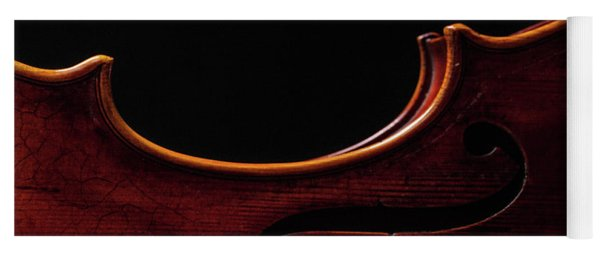 Antique Violin 1732.07 Yoga Mat