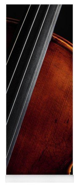 Antique Violin 1732.10 Yoga Mat