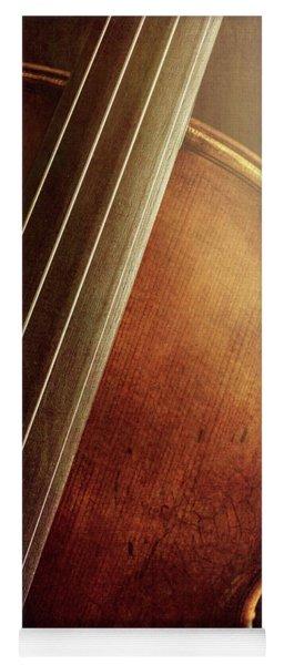 Antique Violin 1732.12 Yoga Mat