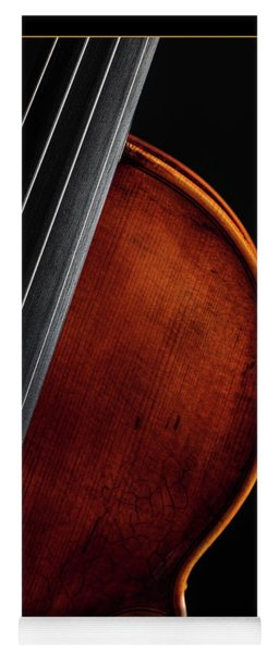 Antique Violin 1732.13 Yoga Mat
