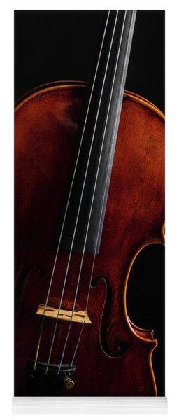 Antique Violin 1732.16 Yoga Mat