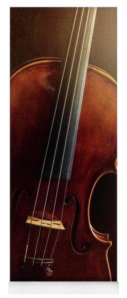 Antique Violin 1732.17 Yoga Mat