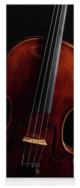 Antique Violin 1732.18 Yoga Mat
