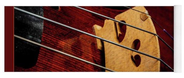 Antique Violin 1732.20 Yoga Mat