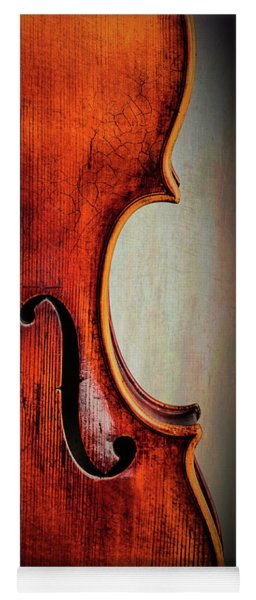 Antique Violin 1732.22 Yoga Mat