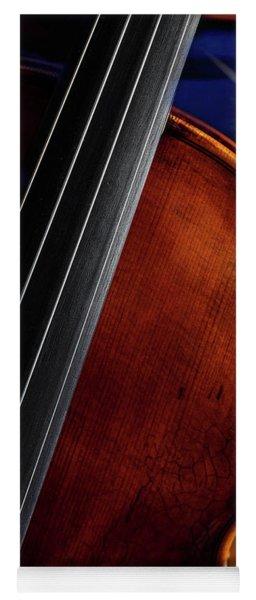 Antique Violin 1732.26 Yoga Mat