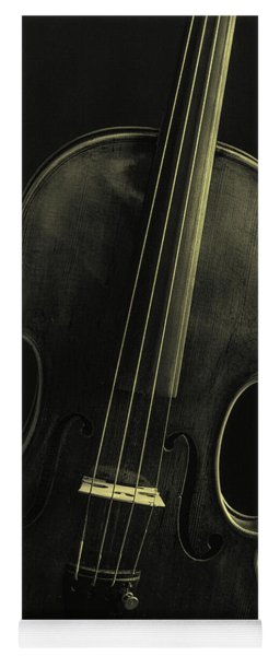 Antique Violin 1732.47 Yoga Mat