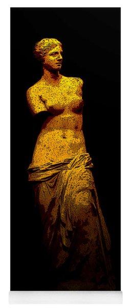 Aphrodite Of Milos Yoga Mat