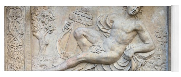 Apollo Relief In Gdansk Yoga Mat