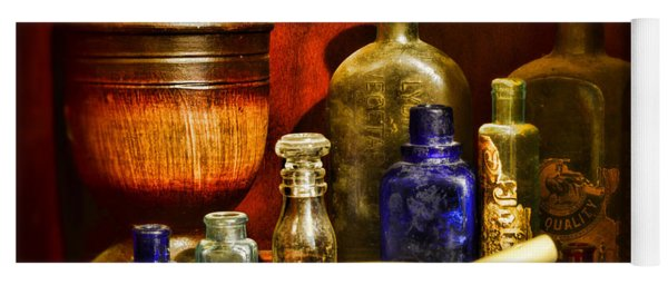 Apothecary - Tools Of The Pharmacist Yoga Mat