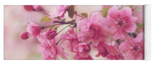 Apple Blossom Beauty Yoga Mat