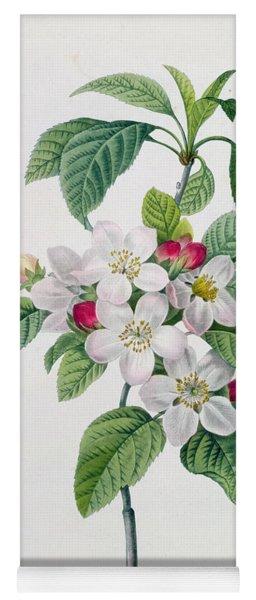 Apple Blossom Yoga Mat