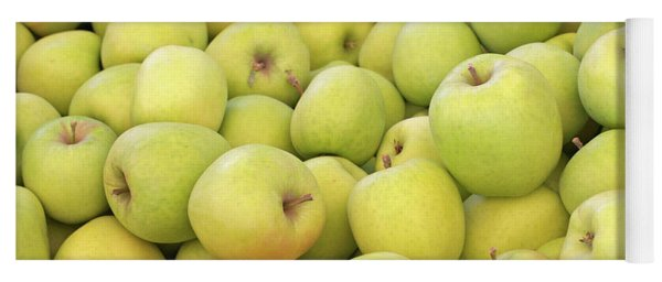 Apples Yoga Mat