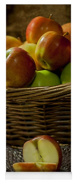 Apples To Share Yoga Mat