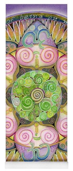 Appreciation Mandala Yoga Mat