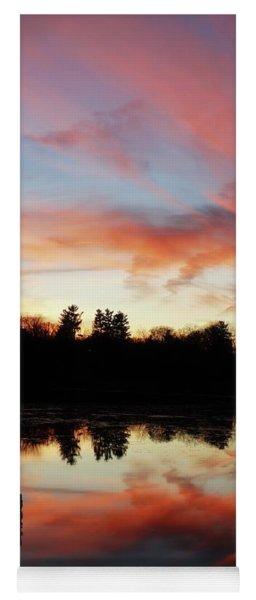 April Sky 23 Yoga Mat
