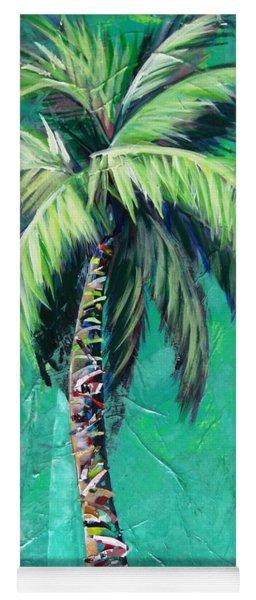 Aqua Palm Yoga Mat
