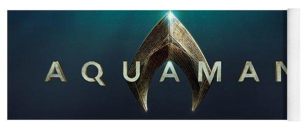 Aquaman Yoga Mat