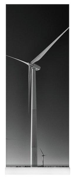 Arcade Wind Turbines 6557 Yoga Mat