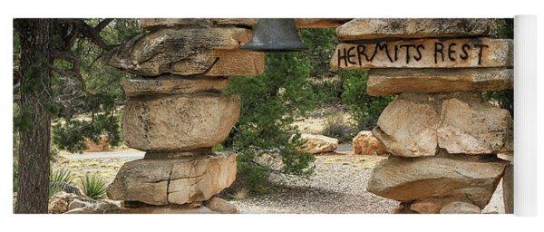 Arch To Hermit Rest Yoga Mat
