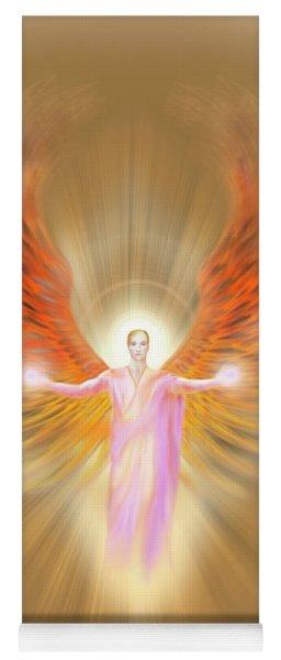 Archangel Raphael - Pastel Yoga Mat