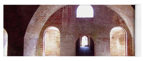 Arches Of Sunshine Yoga Mat