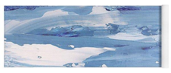 Arctic Ocean Yoga Mat
