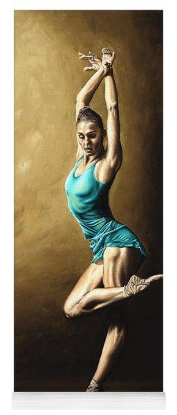Ardent Dancer Yoga Mat