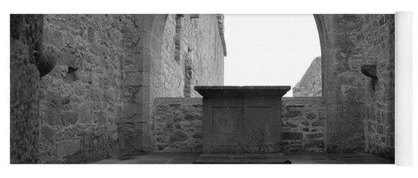 Ardfert Cathedral Yoga Mat