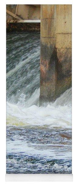 Argo Dam On Huron River Yoga Mat