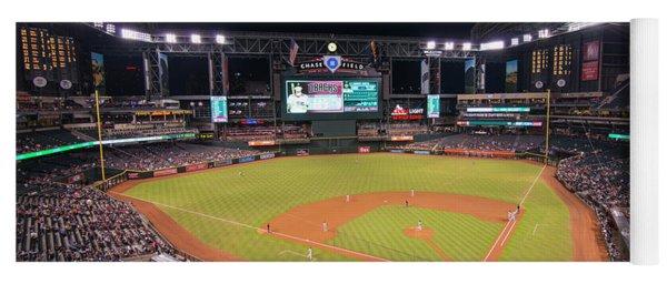 Arizona Diamondbacks Baseball 2591 Yoga Mat