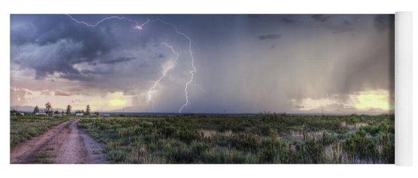 Arizona Storm Yoga Mat