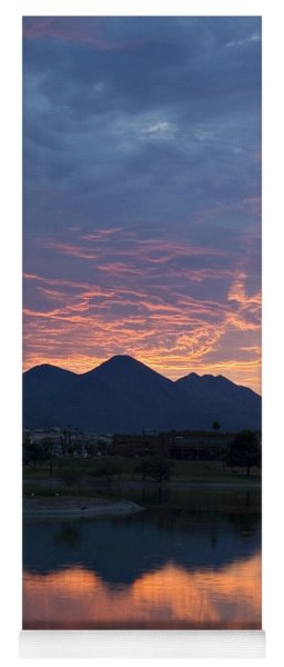 Arizona Sunset 2 Yoga Mat