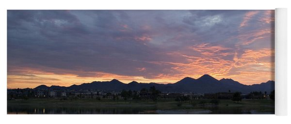 Arizona Sunset Yoga Mat