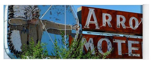 Arrow Motel Yoga Mat