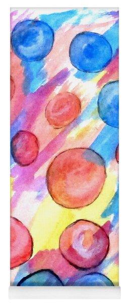 Art Doodle No. 25 Yoga Mat