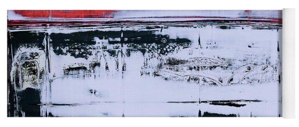 Art Print Abstract 99 Yoga Mat
